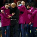 Manchester derby: City celebrations not to blame for 'hilarious' row, says Ian Wright