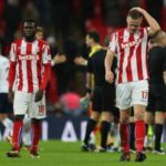 Stoke City: Players confronted by angry fans after loss