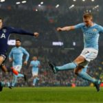 Match report: Manchester City 4:1 Tottenham Hotspur