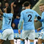 Man City go 15 points clear with win at Newcastle
