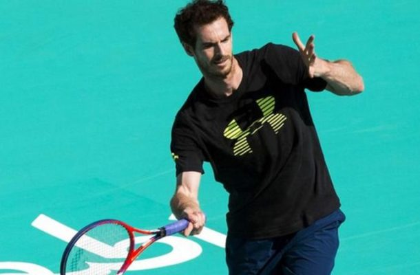 Andy Murray: Briton loses one-set match after stepping in for Novak Djokovic