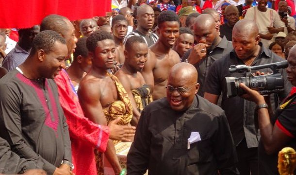 MANASSEH'S FOLDER: A memo to Akufo-Addo and his irresponsible ministers