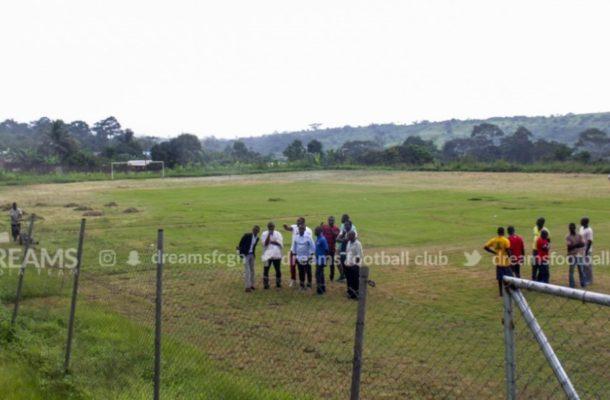 Kurt Okraku lauds Dan Botwe's contribution to the upgrade of Dawu Park