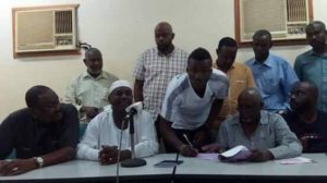 Exclusive Photos: Abednego Tetteh signs for Al Hilal Obeid in Sudan