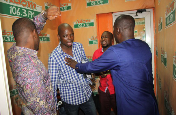 VIDEO: NPP's Abronye and NDC's Sammy Gyamfi draw swords over NHIS payments