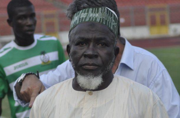 No black coach can handle Black Stars- Alhaji Grunzah