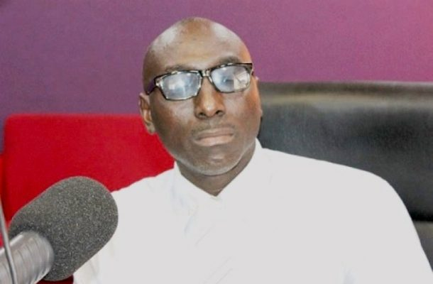 Calls for Amaliba's arrest a joke – NDC