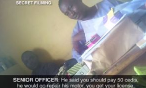 Video: Police officers exposed in Anas latest documentary