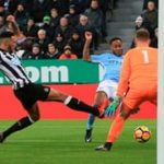 Christian Atsu makes substitute appearance as 'Invicible' City down Newcastle