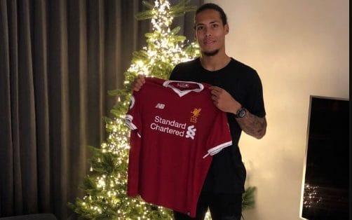 Liverpool agree world record £75m deal for Virgil van Dijk