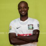 PHOTOS: Ex-Kotoko goalie Isaac Amoako completes Dreams FC switch