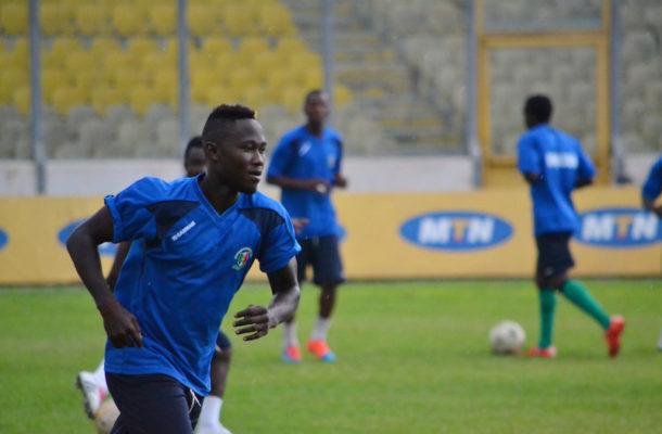 Asante Kotoko to re-sign Eric Bekoe on one-year deal