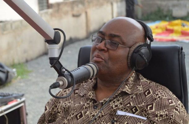 """Run on """"double track"""" if parliament is too small - Ephson to parliamentarians"""