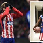 Bad Joke: Griezmann roasted on social media for 'changing' his skin color
