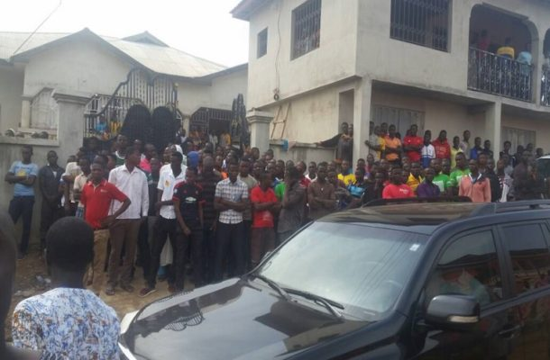 Over 700 Ivorians arrested, 4 detained in the Ashanti Region