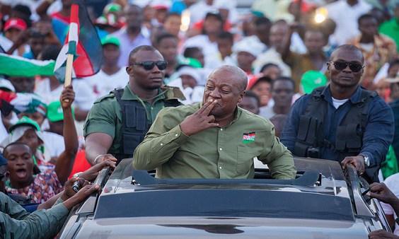 'NDC still most citizen-friendly party' – Mahama