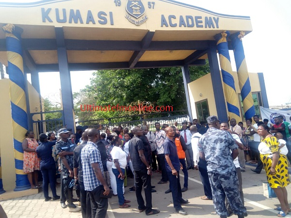 Otumfour's Chief Priest to storm KUMACA SHS over students deaths