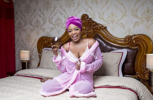 PHOTOS: Mzbel releases 38th birthday celebratory sexy pictures