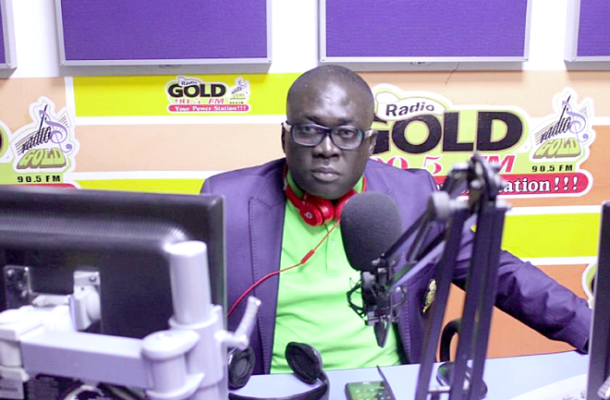 Radio Gold, a reminisce of a fan