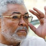 VIDEO: Ex Prez Rawlings shows off cooking and dance skills in rare video