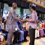 PHOTOS: How TB Joshua Helped George Weah 'Win' Liberia election