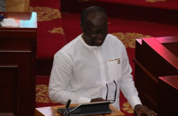 TOR To Be Fully Operational By April 2018 – Ofori Atta