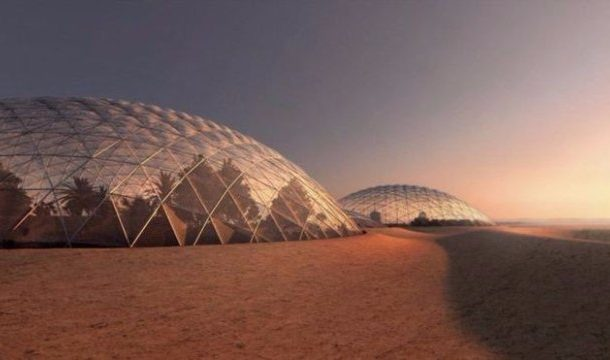 Why the UAE plans to grow lettuce on Mars