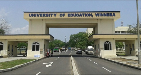 UEW impasse: Most of the protestors were outsiders - Registrar