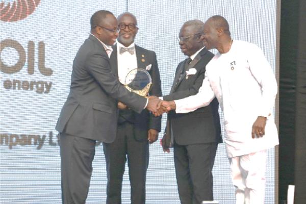 GOIL grabs multiple honours