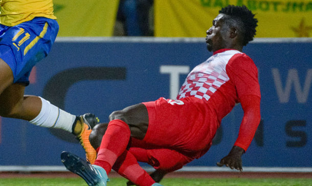 Free State Stars loan out Mumuni Abubakar back to lower division
