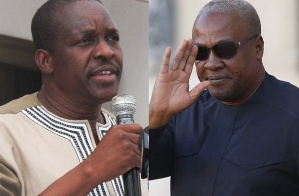 Mahama is disrespecting recommendations of Kwesi Botchwey report – Bagbin
