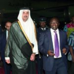 Emir of Qatar arrives in Ghana on two-day visit to to explore business