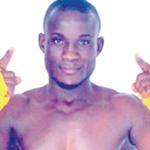 Bonsu wins super featherweight title