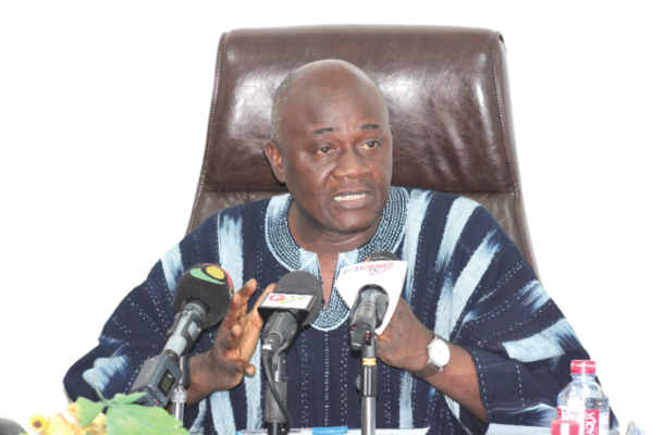 Let's put limit to regions, districts — Dr Osae