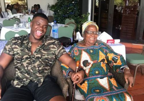 PHOTOS: Big Shaq makes historic visit to Ghana after NINE YEARS