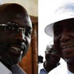 Liberia election run-off: Ex-footballer up against vice-president