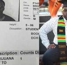 'Dec 9, 2014, I was locked up, Dec 9, 2017, I will be a College Graduate' - Ex-convict shares inspiring story