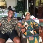 #MansNotHot: Big Shaq returns to Ghana after 9 years, shares photo with his grandma |Photos