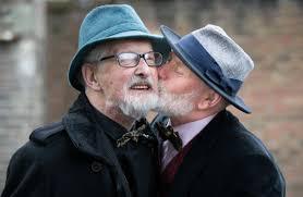 Two heterosexual Irish men marry to avoid inheritance tax on property (photos/video)