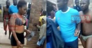 PHOTOS: Man caught in bed with prostitute during wife's burial