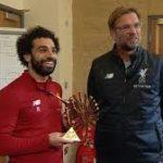 Mohamed Salah named BBC African Footballer of the Year