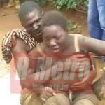 PHOTOS: Married man caught having sex with mad woman