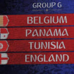 World Cup draw: England play Belgium, Panama and Tunisia in Group G