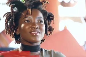 New Video: Ebony fights domestic violence with 'Maame Hw3'