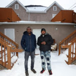 Ghanaian refugees recount harrowing border crossing in Canada