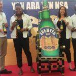 Guinness Ghana Breweries outdoors new beer