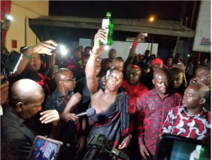 Photos+Video: How Multimedia staff received KABA