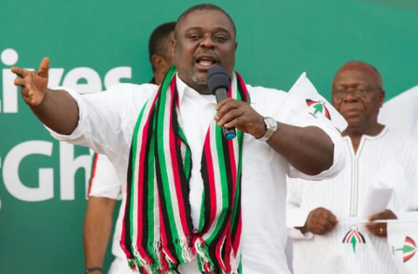 Attempts to 'bury me alive' after Mills' death failed – Koku Anyidoho