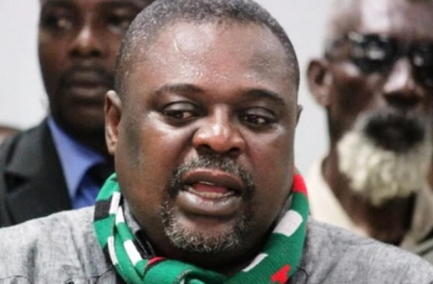 IMF worried about salaries of top gov't appointees – Koku claims
