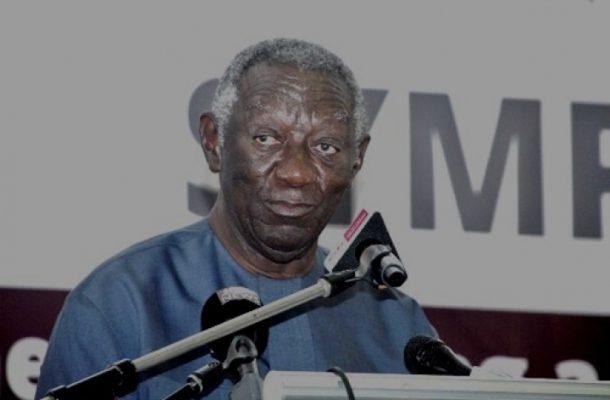 Rawlings' criticism over Nkrumah legacy baseless — Kufuor